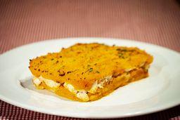 Pastel de Pollo & Calabaza