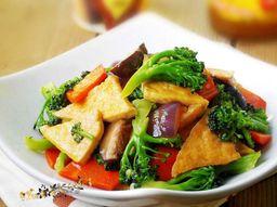 Tofu Vegetales