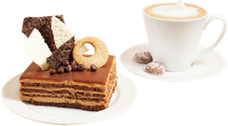1 Torta + Café