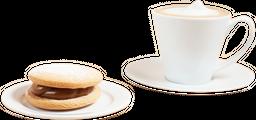 1 Alfajor + Café