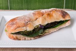 Sándwich de Brocoli