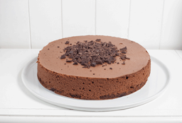Torta Entera Mousse de Chocolate