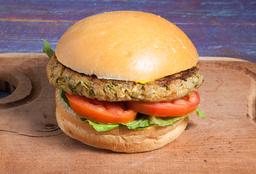 Hamburguesa Vegetariana  de Zucchini