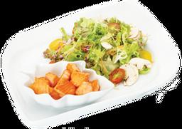 Salmón Salad Tibia