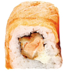 Rolls Hot Passion (8 Unidades)