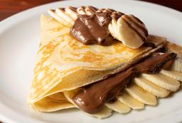 Crepe de Nutella y Banana