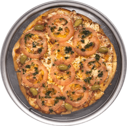 2x1 en Pizza de Jamón + Napolitana