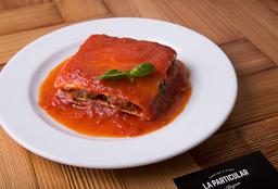 Lasagna con Pomodoro