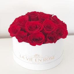 Caja Feliz Aniversario! Flower Box