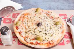Pizza Muzzarella - Chica