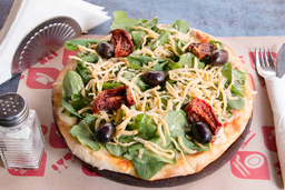 Pizza Rúcula - Chica