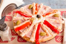 Pizza Cicciolina - Chica