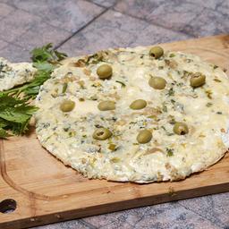 Pizza Individual Roquefort sin Tacc