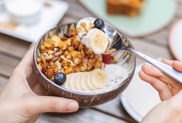 Yogurt de Coco & Granola