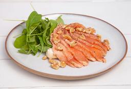 Salmon Protein Waffle