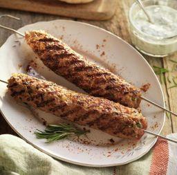 Kebabs de Cordero en Pinchos