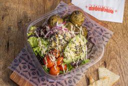 Kefted Salad