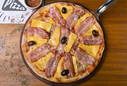 Pizza Panceta & Cheddar