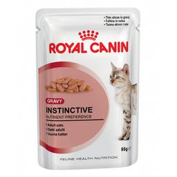 Pouch Para Gato Royal Canin Instinctive Con Salsa 85Gr