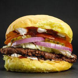 Classic Fox Burger