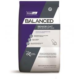 Vitalcat Balanced Gato Senior 2 Kg