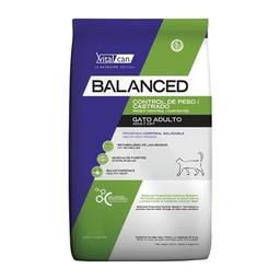 Vitalcat Balanced Gato Control de Peso/castrado