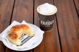 Combo Medialuna & Café