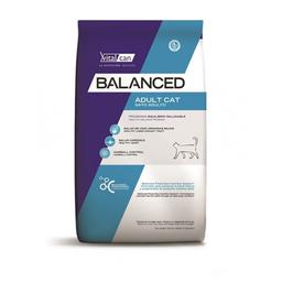 Vitalcat Balanced Gato Adulto 2 Kg