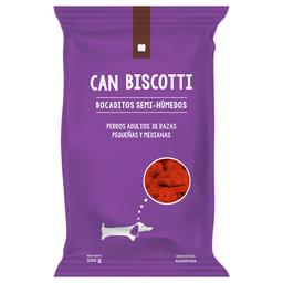 Bocaditos Semihumedos Can Biscotti Adultos Peq. Y Med. 100 Gr