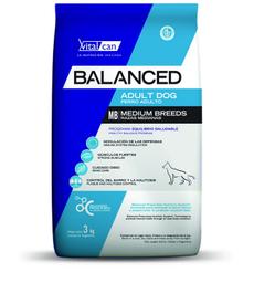 Vitalcan Balanced Adulto Medium Breed