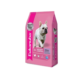 Eukanuba Adulto Weight Control Small Breed 3 Kg