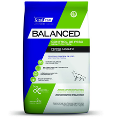 Vitalcan Balanced Weight Control 3 Kg