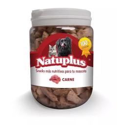 Snack Para Perros Natuplus En Balde De Carne 100Gr