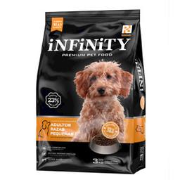 Infinity Para Perros Adultos Razas Pequeñas 3 Kg