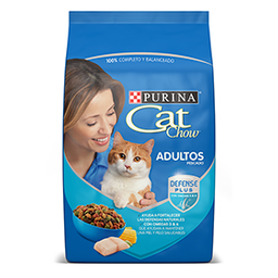 Cat Chow Adulto Pescado 3 Kg