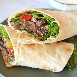 Sándwich de Shawarma