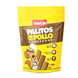 Palitos De Pollo Golocan Para Perro 450Gr