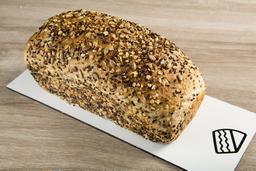 Pan de Salvado con Semillas