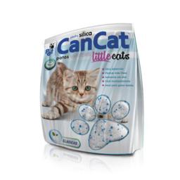 Piedras Silica Cancat Little Cats Neutra 3,8 L