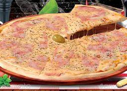 Pizza Muzza & Jamón