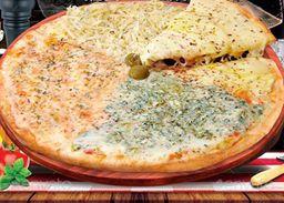 Pizza IV Queso