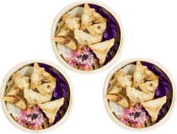 Triple Porción Dumplings