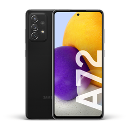 Samsung Celular Galaxy A72 Color Negro