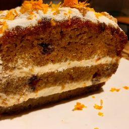 Budin Carrot Cake