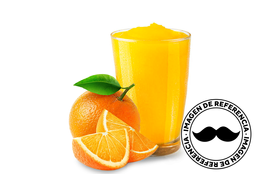 Frappé de Naranja & Jengibre 320 ml