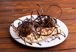 Waffle DDL & Chocolate