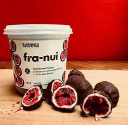 Franui Frambuesas Con Chocolate Amargo Sin Tacc