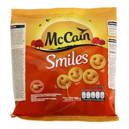 Mc Cain Smiles Sin Tacc