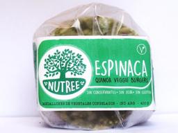 Nutree Espinaca Medallones veganos