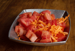 Zanahoria y Tomate